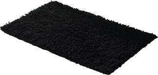 Black And White Bathroom Rug by Evideco Soft Shaggy Loop Bath Rug U0026 Reviews Wayfair