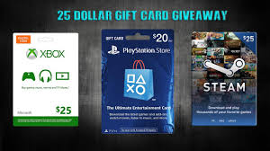 steam gift card digital 25 psn xbox steam gift card giveaway closed