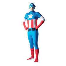 Captain Halloween Costume Captain America Costume Morph Costumes