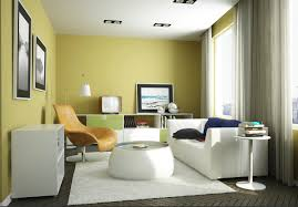 home room interior design retro yellow green living room design decobizz com