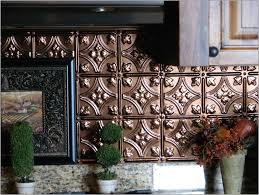 Copper Backsplash Kitchen Metal Backsplash Ideas Pictures U0026 Tips From Hgtv Hgtv Within