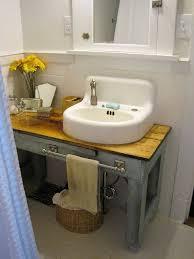 Sink Bathroom Cabinet by 25 Best Vintage Bathroom Sinks Ideas On Pinterest Vintage