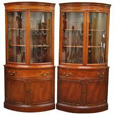 small china cabinets and hutches corner china cabinet hutch