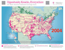 At T United States Coverage Map by End Of 2017 Lte Comparison After Q1 Earnings Call Tmobile