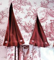 Button Valance Home Design Tips Window Style File