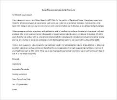 job recommendation letter u2013 8 free word excel pdf format