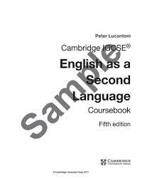 cambridge igcse english as a second language coursebook fourth