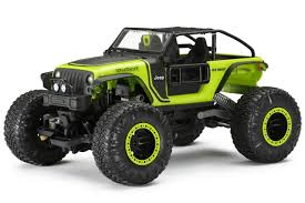 jeep toy car a toy for the trail new bright u0027s dashcam 1 14 jeep trailcat rc newb