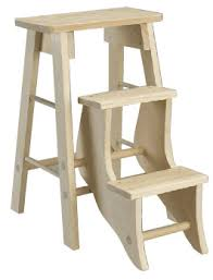 home hardware fold up pine stepping stool