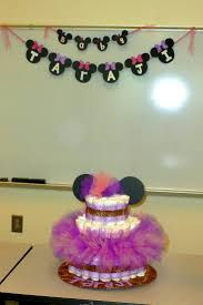 66 best minnie baby showers images on pinterest minnie mouse