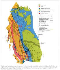 Canadian Rockies Map Chapter 2 Cordilleran Tectonics