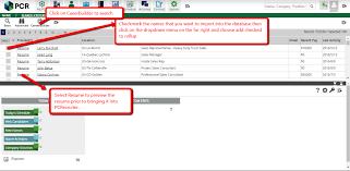 careerbuilder resume database 3rd party searching pcrecruiter learning center