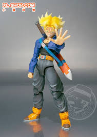 bandai tamashii exclusive figuarts dragon ball trunks
