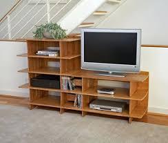 tv stand gorgeous wooden tv stand design plans diy blueprints