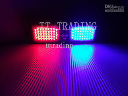 wholesale bright 86 led car truck visor strobe light vehicle
