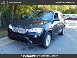 suv bmw 2015 2015 used bmw x3 xdrive28i at honda of fayetteville serving rogers