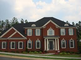 modern brick house exterior home makeovers brick color chart patterns herringbone