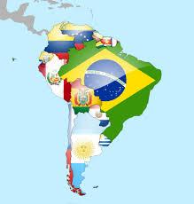 south america flag map by lg studio on deviantart