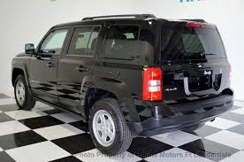 2012 jeep patriot gas mileage 2012 used jeep patriot 4wd 4dr sport at haims motors