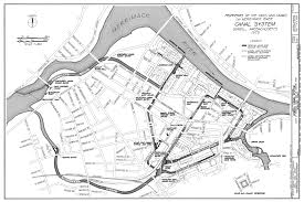Massachusetts Town Map by Lowell Power Canal System And Pawtucket Gatehouse Wikipedia