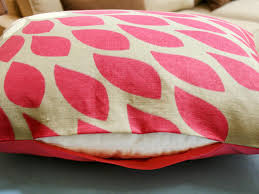 How Do I Make Cushion Covers Easy To Sew Pillows Hgtv