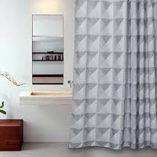 bathroom shower curtains ideas grey bathroom shower curtains bathroom design and shower ideas