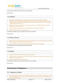 project management plan project management plan project