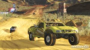 yellow baja bug baja hands on gamespot