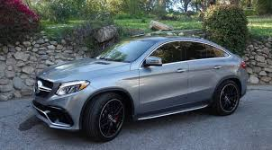 best mercedes coupe mercedes amg gle63 s coupe is the best crossover on the market