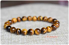 bracelet handmade images Handmade bracelets natural yellow tiger eye beads bracelet jpg