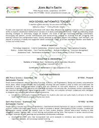 Teacher Job Description For Resume by 45 Best Teacher Resumes Images On Pinterest Teaching Resume
