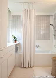 Shower Curtain Tracks 21 Recessed Shower Curtain Track Cool Shower Curtains