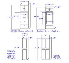 Double Wall Oven Cabinet Do It Yourself Granite Countertops Granite Countertops Granite
