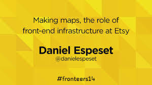 Etsy Maps Daniel Espeset Making Maps The Role Of Frontend Infrastructure