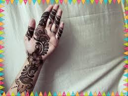 latest 2016 henna tattoo design for your beautiful hands mehndi