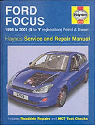ford focus owners manual uk ford focus service and repair manual service repair manuals