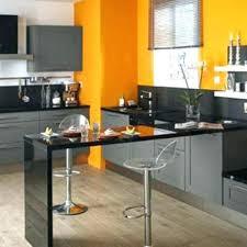cuisine couleur mur couleur mur cuisine orange élégant meuble cuisine jaune meuble de