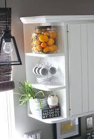 kitchen cabinet corner shelf kitchen cabinet corner shelves best corner shelves kitchen ideas on