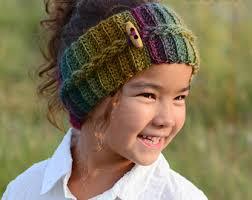 crochet headband headband pattern etsy