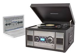 Crosley Radio Parts Amazon Com Crosley Cr2413a Bk Memory Master Ii Turntable With