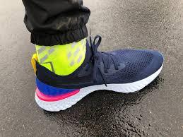 Nike React road trail run nike epic react flyknit review hype hype hype