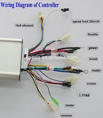 electric bike controller wiring diagram contemporary