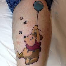pooh bear tattoo designs pictures to pin on pinterest tattooskid