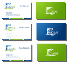 card construction business card template