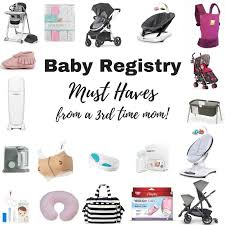 baby register baby registry must haves the ashmores