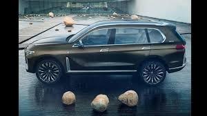 bmw minivan concept new bmw x7 iperformance concept leaked ahead of frankfurt