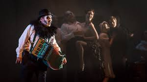 tiger lillies the tiger lillies perform hamlet plays to see
