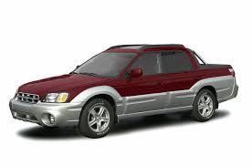 baja subaru 2003 subaru baja sport 4dr crew cab specs and prices