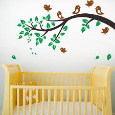aliexpress com buy c200 removable tree branches birds vinyl wall aliexpress com buy c200 removable tree branches birds vinyl wall decal nursery room decor wall stickers baby room decor from reliable nursery room
