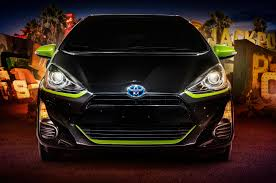 toyota official dealer 2016 toyota prius c gets whimsical special edition model